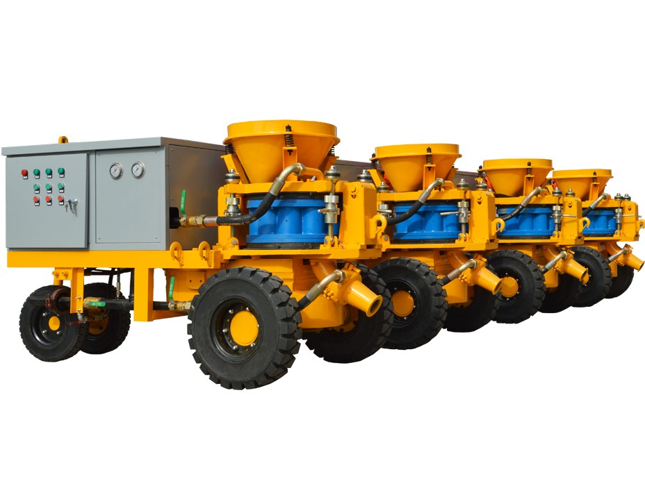 WSZ3000 Wet-mix concrete spraying machine/Shotecrete machine