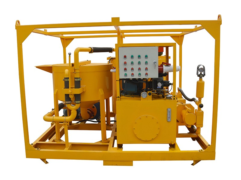 WGP350/800/70PI-E Grout Injection Equipment Manufacturer