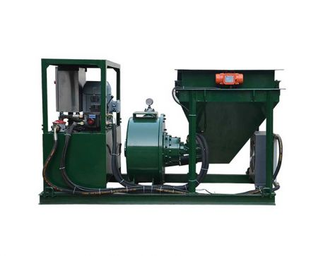 WDS1500 Wet Shotcrete Machine